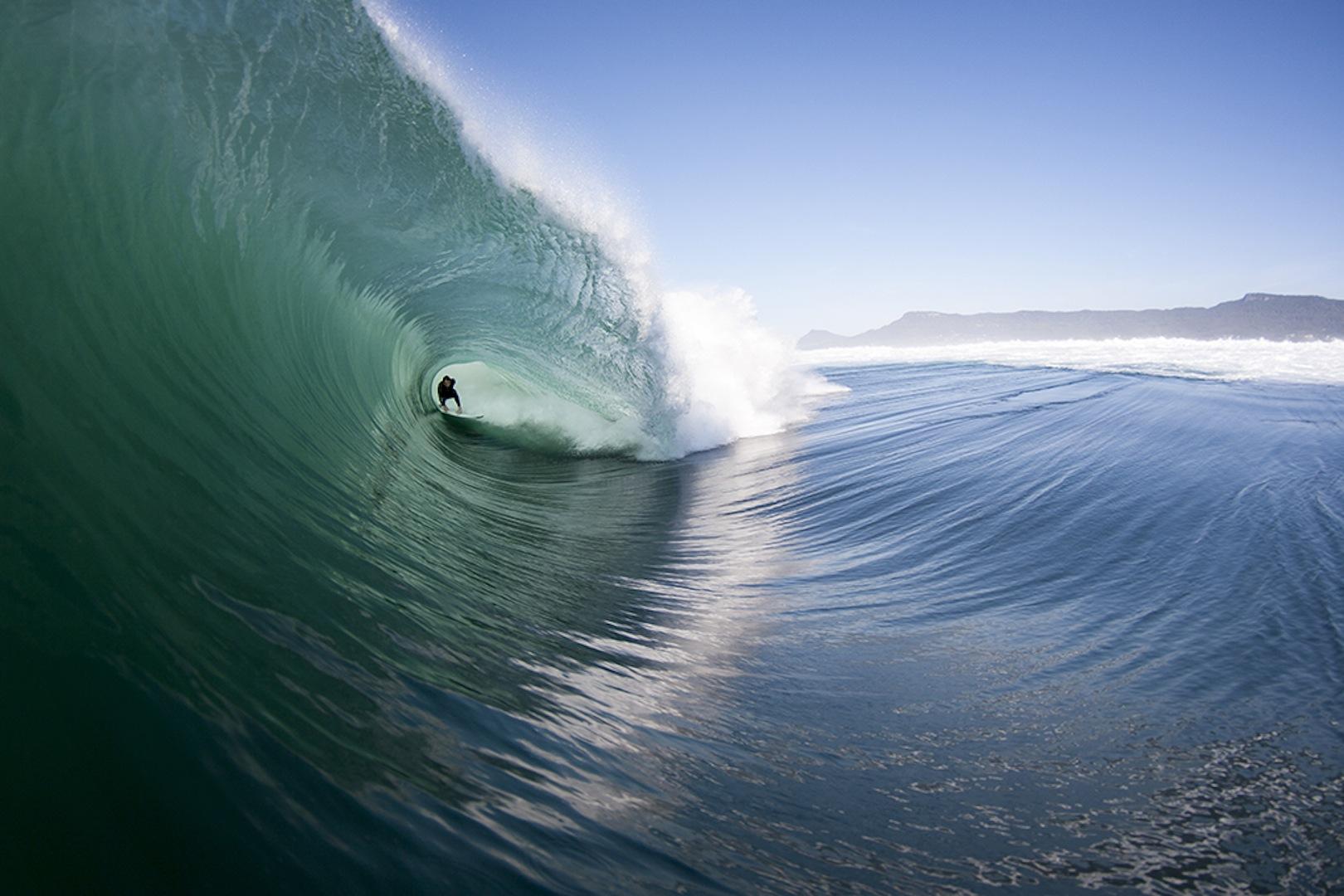 Sensational: Coal Miner Makes Surf Book of Year!