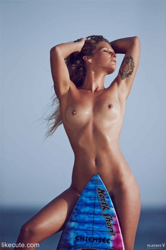 Graphic Famous Ish Surfers Who Posed Nude Beach Grit