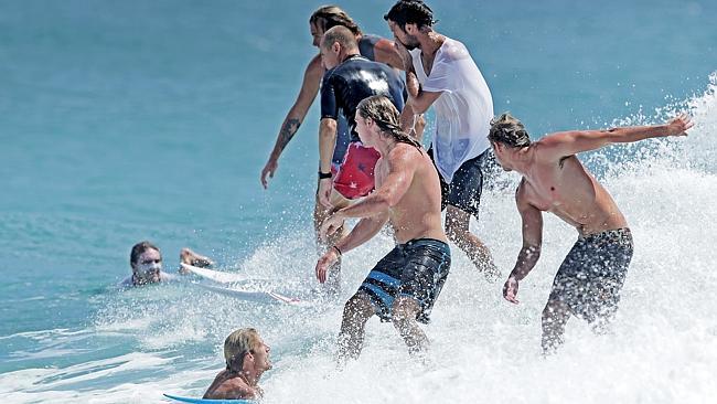 Gold Coast crowds