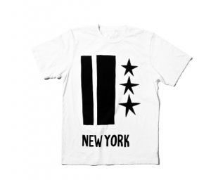 New York Sunshine Surf Club t-shirt