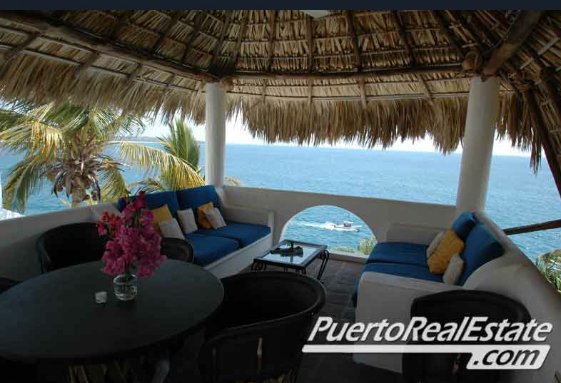 View from Puerto Escondido house