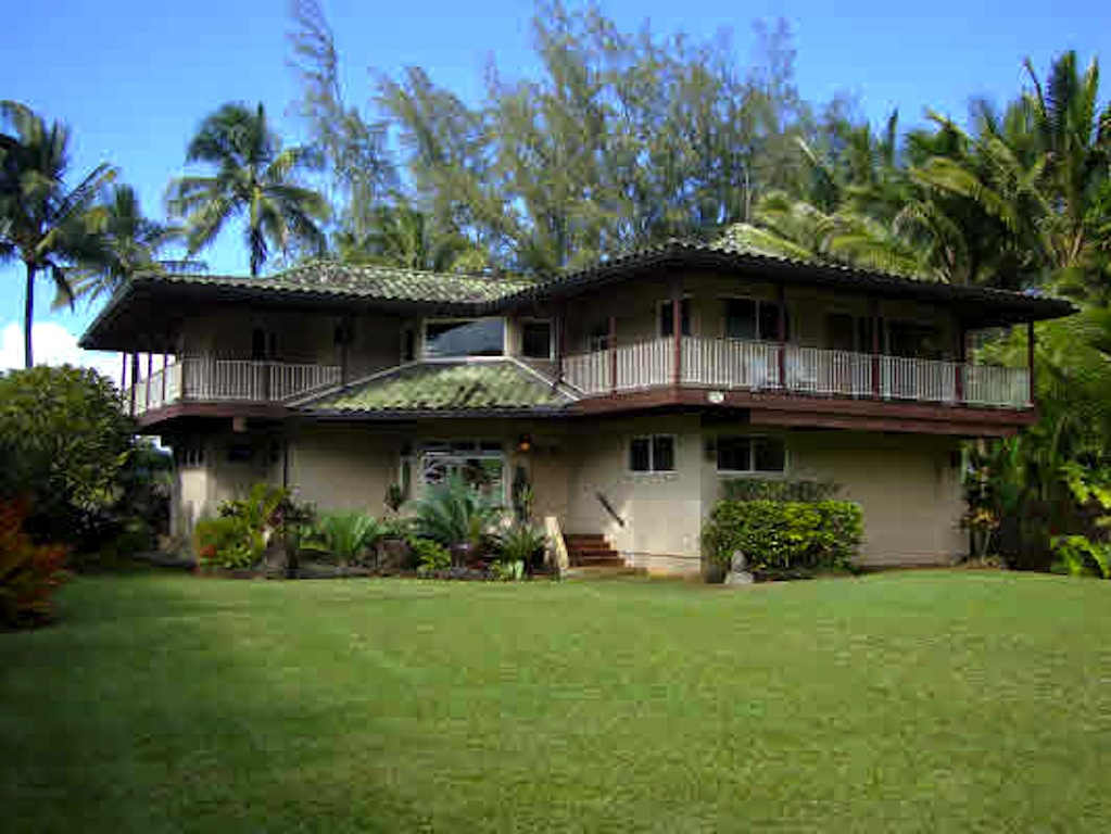 Andy Irons' house