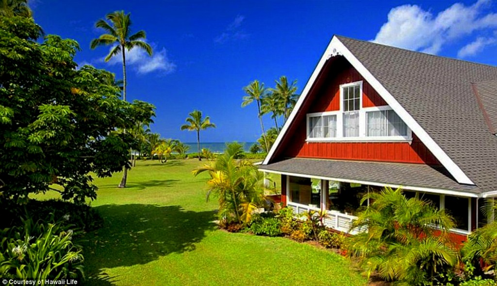 Julia Roberts house Kauai