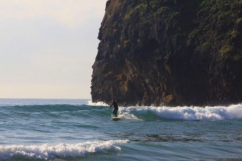surfing north korea