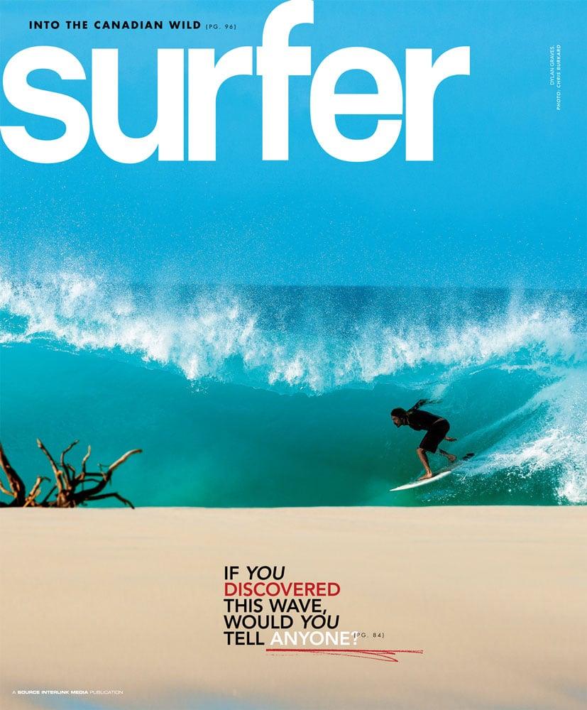 Dylan Graves, June Surfer