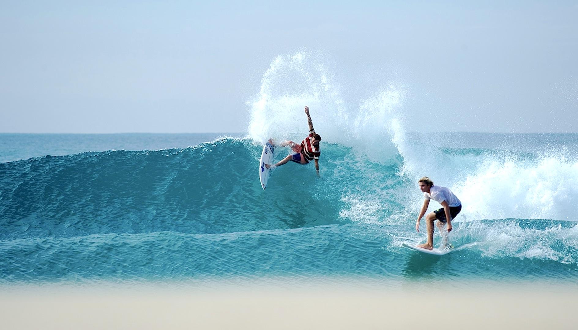 Stop Screwing Around Surf Better Now Beach Grit