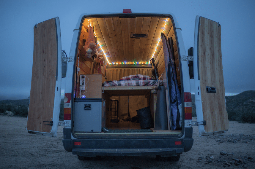 Just In The Best Surf Van Ever Built Beach Grit