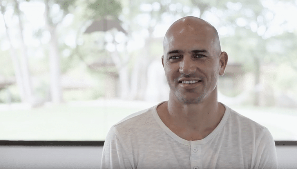 """Kelly Slater: """"I just had the most profound experience of my life!"""""""