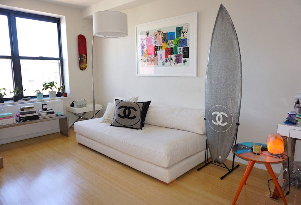 channel surfboard