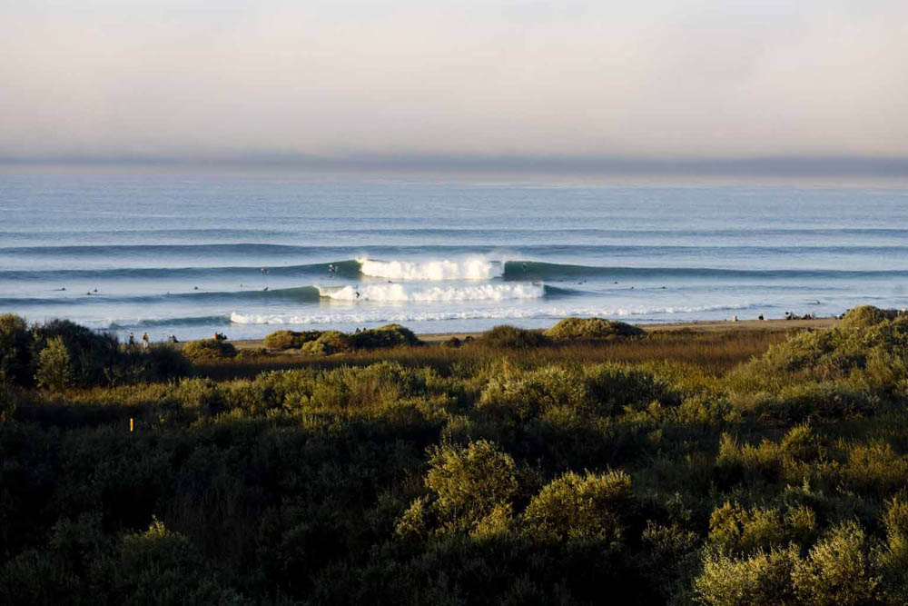 Forecast  Lowers Set To Shine During Surf Ranch Pro