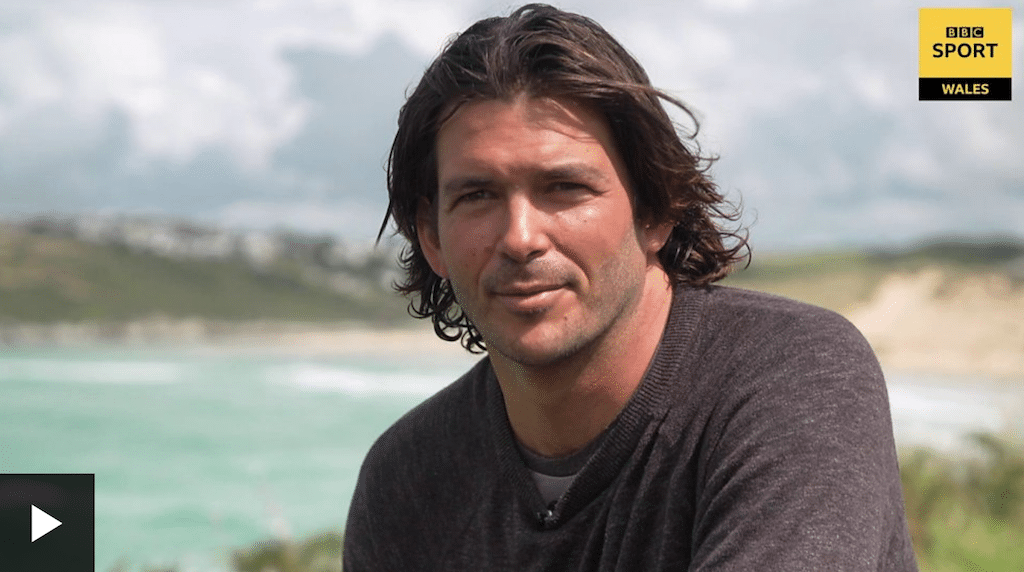 Dream Hard 40 Ish Year Old British Surfer Set To Make Olympic Team