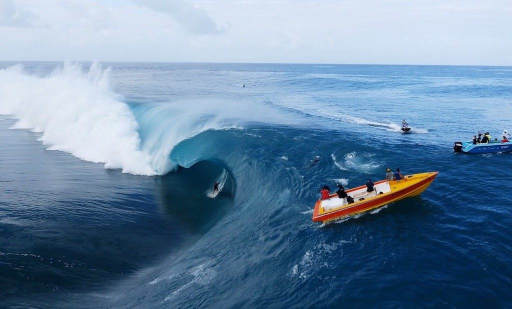 Official: Teahupoo