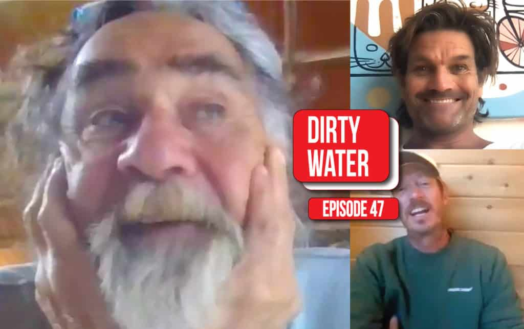 """Dirty Water: """"Chubby"""" and """"bearish"""" Maurice Cole talks death, the decimation of Australian surfing and the joys of being broke, """"I've had the millions and I was a dickhead with it. Poverty is a state of mind. It keeps me hungry!"""""""